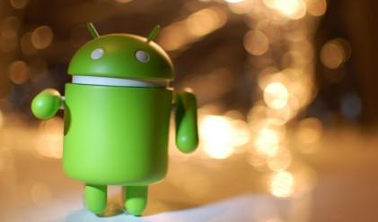 Android с рекорден дял на пазара за смартфони