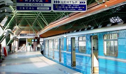 През 2019 г.: 12 нови метростанции в София