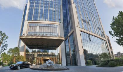 Как изглежда най-луксозният хотел в Китай?