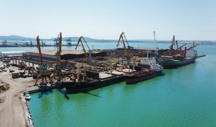 Ръст от 4.8% в износа ни за ЕС през периода януари - август