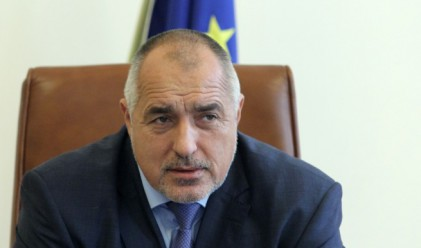 Бойко Борисов и министри са в централата на ГЕРБ