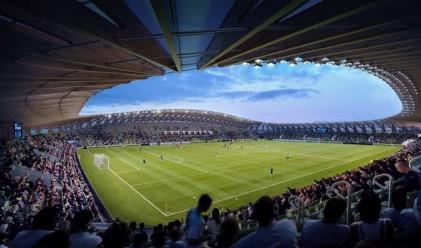 Ще строят първия по рода си дървен футболен стадион