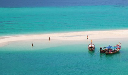 Вижте деветте най-хубави плажа в Тайланд