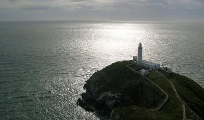 Продават остров край Уелс за 635 000 евро