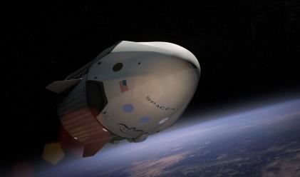 Най-възрастната жена в Космоса излетя за третата си мисия