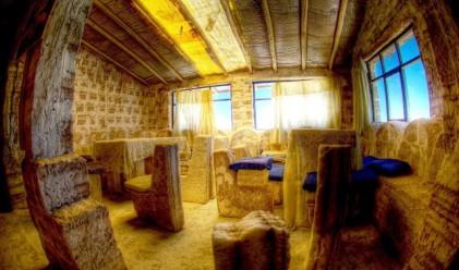 Невероятните хотели от сол в Боливия
