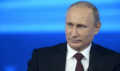 Най-необичайните подаръци, които Путин е получавал
