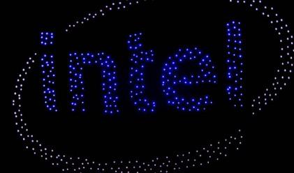 Дронове на Intel ще рисуват Disney картинки в небето