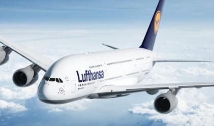 Пилотите от Lufthansa стачкуват четвърти пореден ден