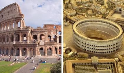 Как е трябвало да изглеждат някои от най-известните сгради