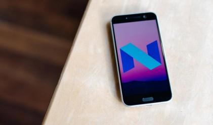 Започна обновяването на HTC 10 с Android Nougat