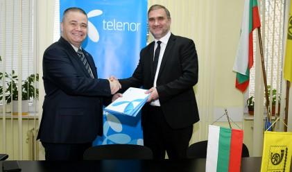 Клиентите на Теленор вече могат да плащат сметки в Български пощи