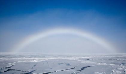 Какво казва науката за феномена бяла дъга?