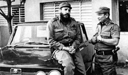 Най-интересните коли на Фидел Кастро