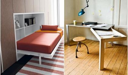 Оригинално оформление на най-полезните зони у дома