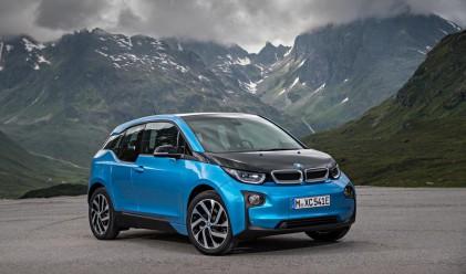 BMW i3 2017 ще изминава 320 км с едно зареждане