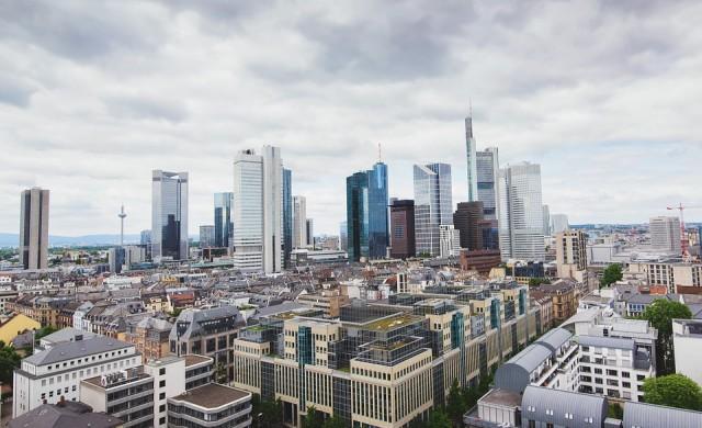 Офис наемите във Франкфурт достигнаха рекордни нива