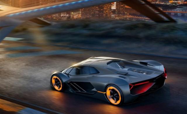 Lamborghini представи суперколата на третото хилядолетие