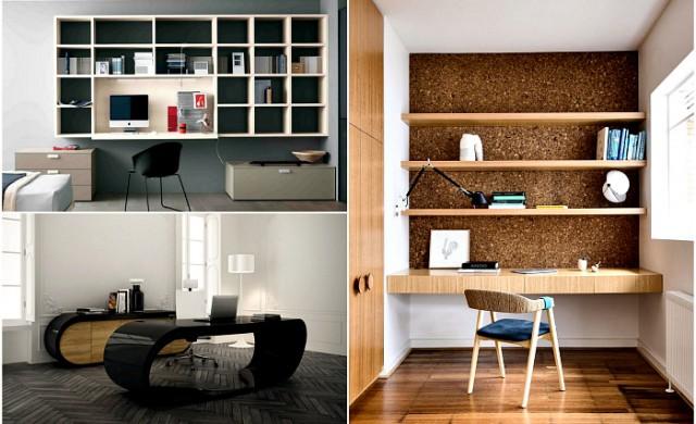 19 разкошни примера за домашни офиси