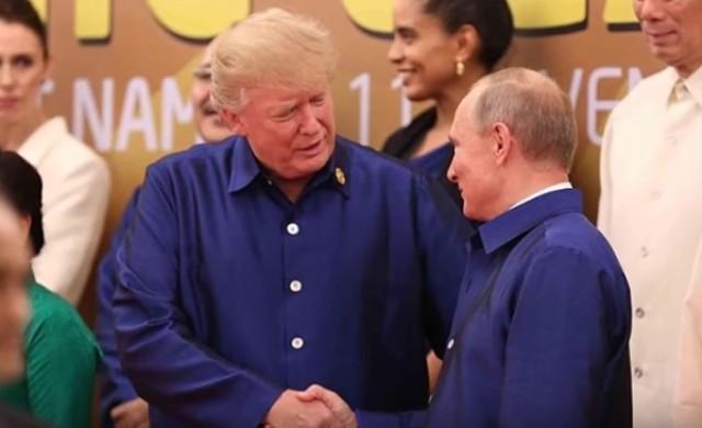 Путин и Тръмп се срещнаха във Виетнам, обсъдиха Сирия