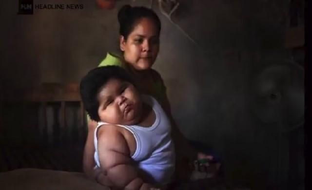 Изповедта на майката на най-дебелото бебе в света