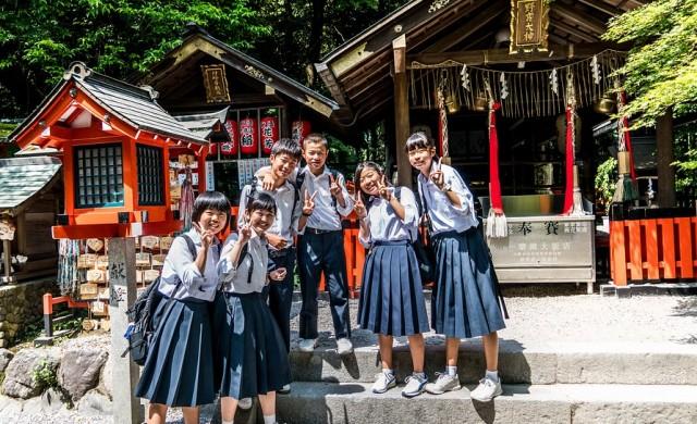 Защо японските деца са най-здравите в света?