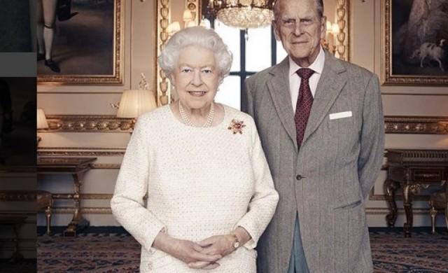 Елизабет Втора и принц Филип празнуват 70-годишнината от брака си