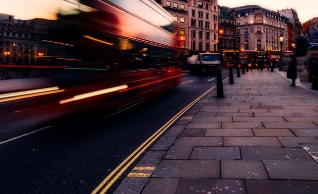 Автобуси в Лондон ще бъдат задвижвани от кафе