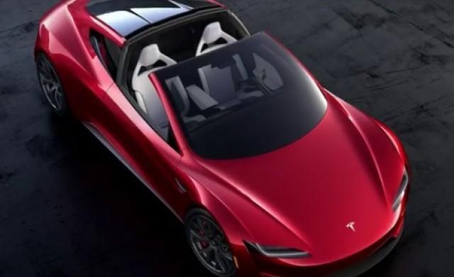 Roadster на Tesla ще лети, може би...