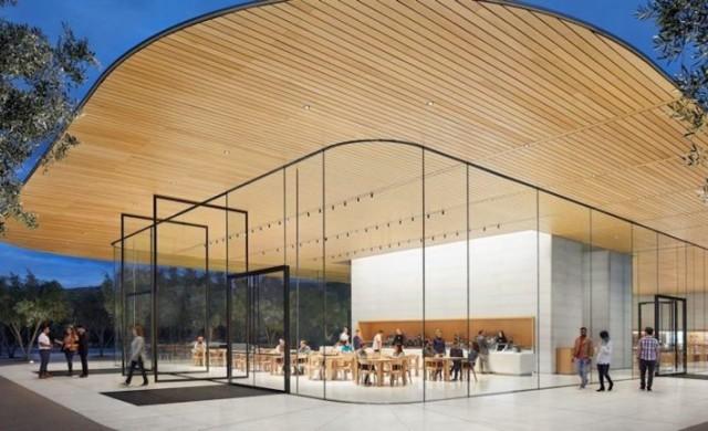 Вече можете да отидете на гости на Apple