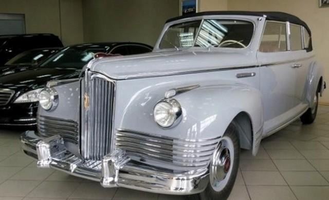 Кола, произведена през 1949 г., струва почти 800 хил. долара