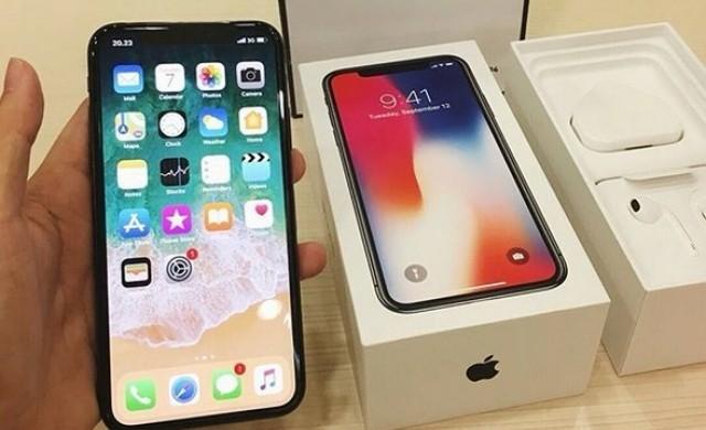 Произвеждат  iPhone X чрез нелегален ученически труд