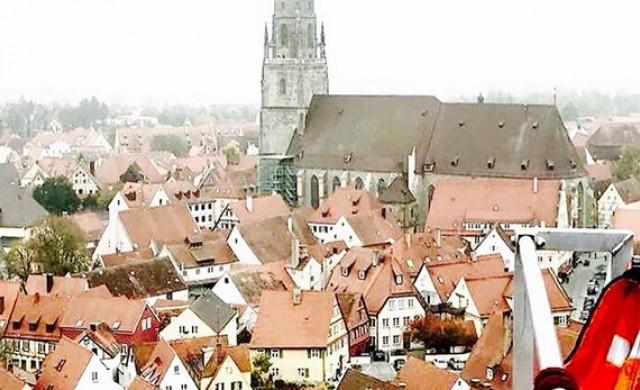 В този германски град къщите са направени от диаманти