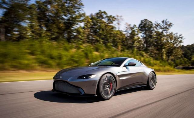 Aston Martin разпродаде новия си модел за година напред
