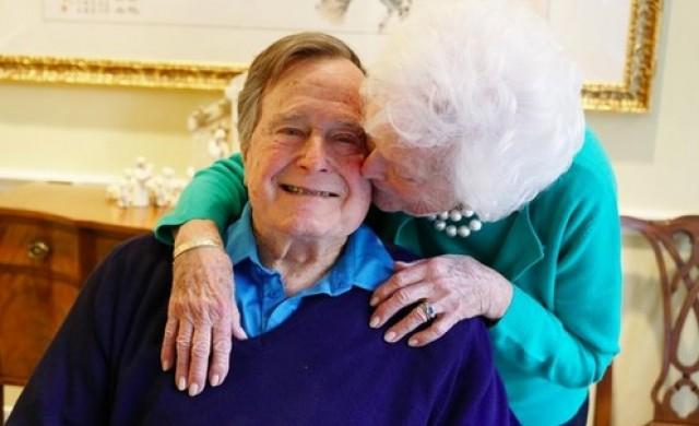 Джордж Буш-старши стана най-дълголетният американски президент