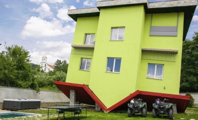 Бора Бора в България, или нестандартни места за настаняване у нас