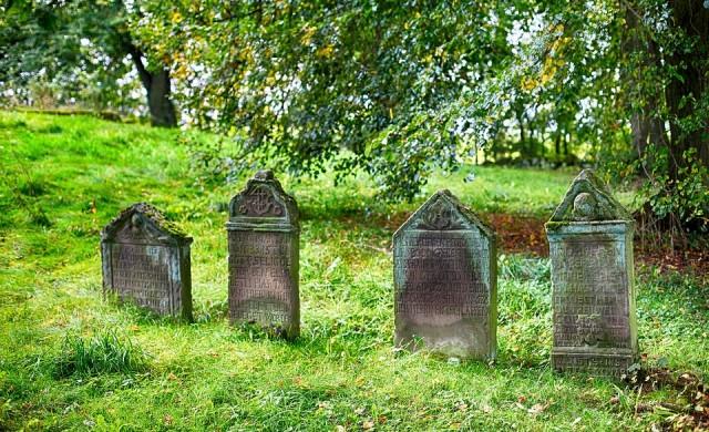 Забравете за пръстта. Ние няма да бъдем погребани в гробище