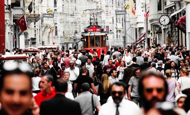 Инфлацията в Турция удари 25.2% през октомври