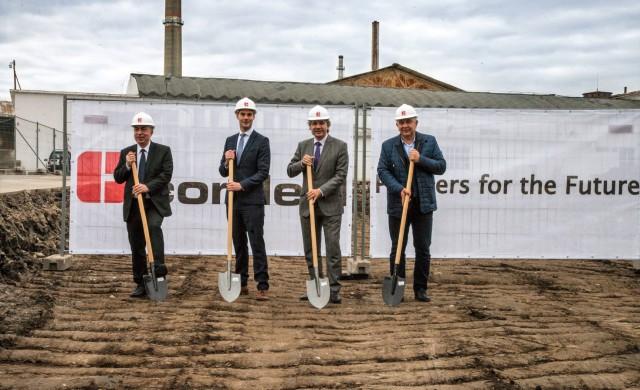 Проекти за 26.8 млн. лв строи белгийската Cordeel в цяла България