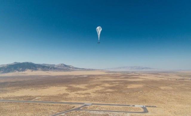 Google ще доставя интернет в Африка чрез летящи балони