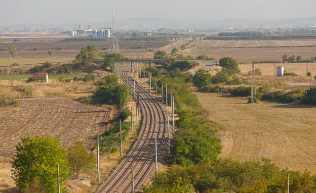 ЕК даде 293 млн евро за модернизация на жп линията Пловдив-Бургас