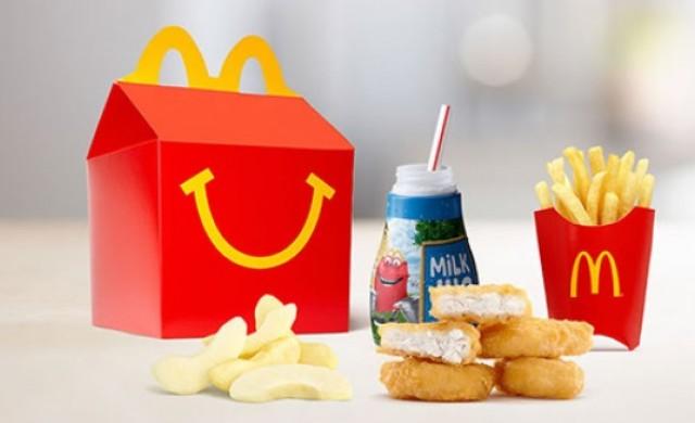 Баща съди McDonald's заради рекламата в детските менюта