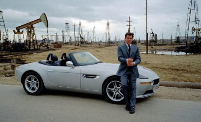 10-те автомобила на Джеймс Бонд