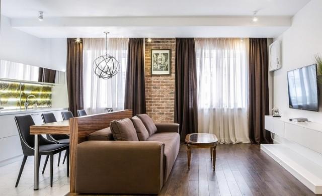 Идеи как да оформите пространството зад дивана