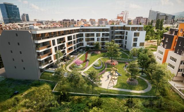 Нов луксозен комплекс до бул. България в столицата