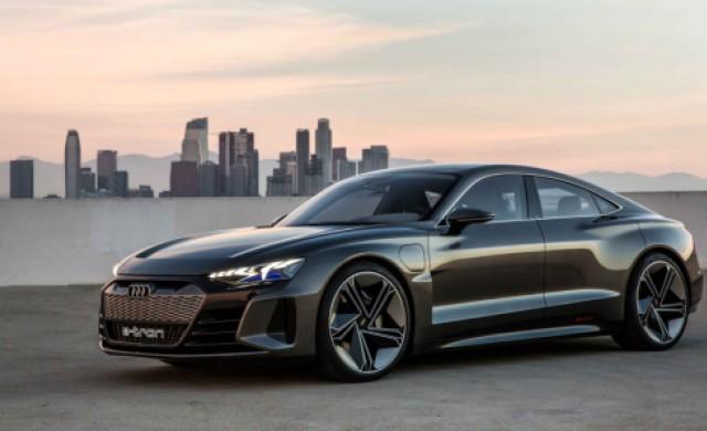 Audi хвърли ръкавицата на Tesla с нов електрически седан