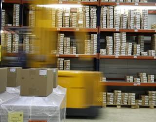 Rewe отваря първия изцяло роботизиран търговски склад в Европа
