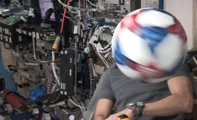Какво ще прави Adidas в космоса?