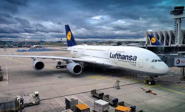 Двудневна стачка в Lufthansa спира всички полети на компанията