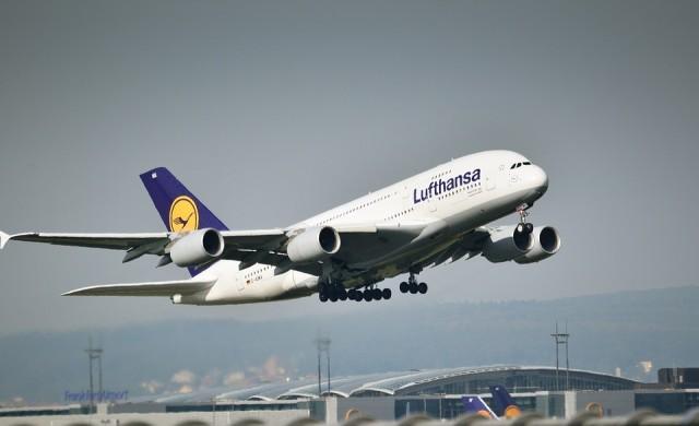 Lufthansa отмени около 1300 полета